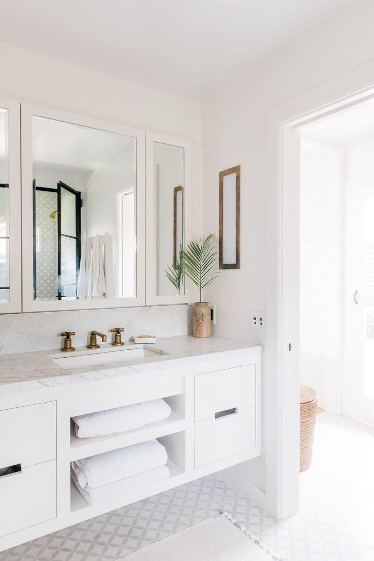 Gorgeous White Bathroom | Bathroom Remodel | Pinterest | Small ...