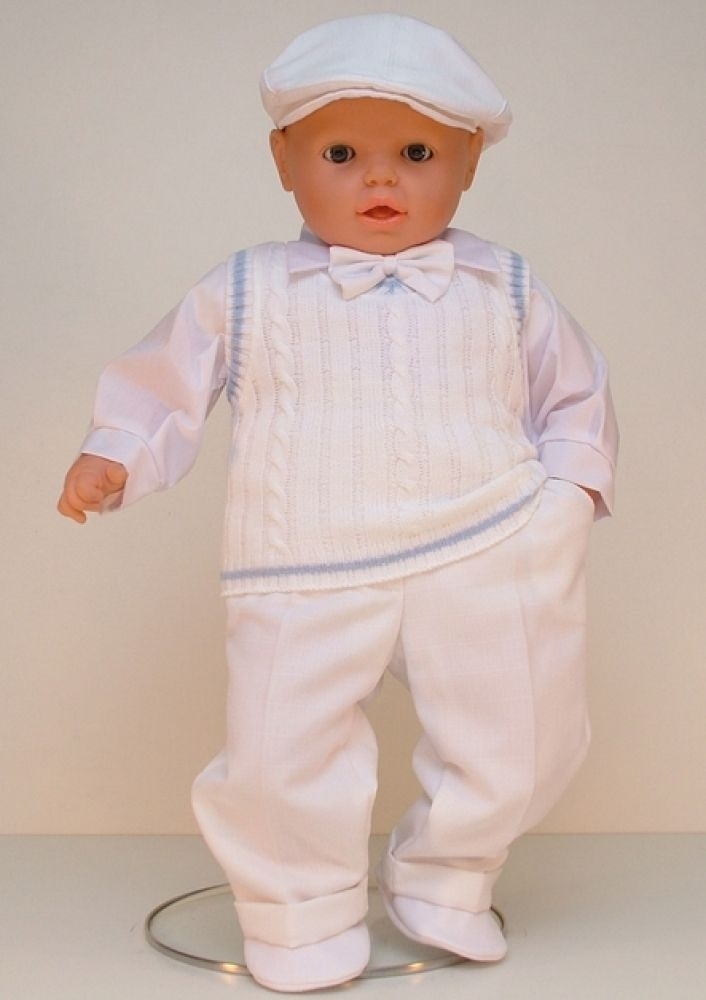 christening outfits for boys 09 #outfit #style #fashion - Payton Suspender Christening Outfit Boy Baptism Outfit Blessing
