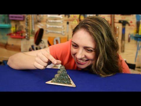 Desafio do faraó: a pirâmide enigmática - YouTube