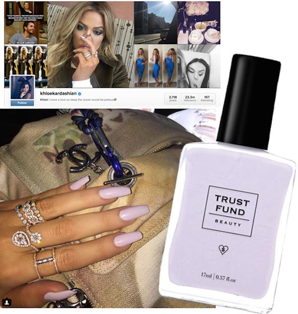 Khloe Kardashian | nails | Pinterest | Khloe kardashian, Celebrity ...