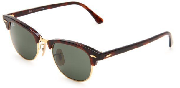 c34fc1de789b Ray-Ban RB2156 New Clubmaster Sunglasses 49 mm