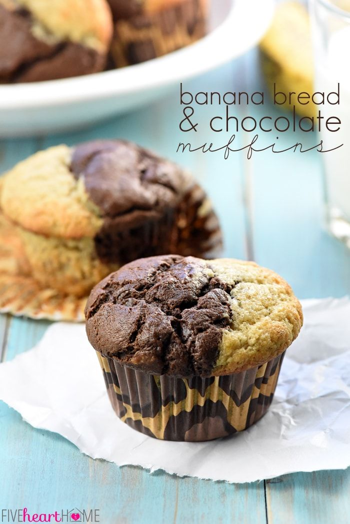 10 Banana Muffin Recipes that Are Healthy, Sweet, and Easy to Make