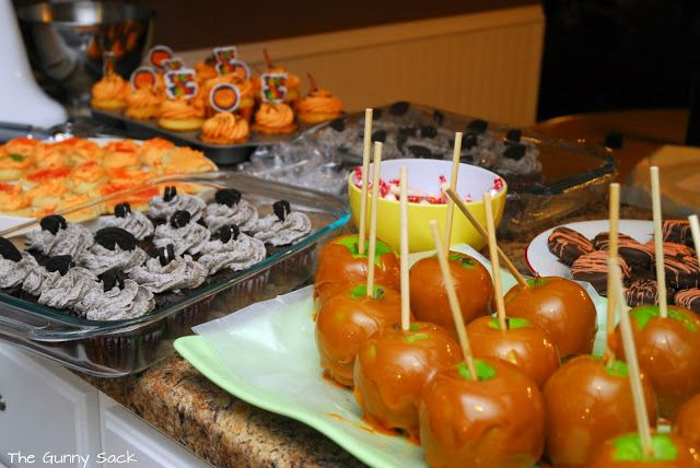 Halloween and Fall Party Ideas
