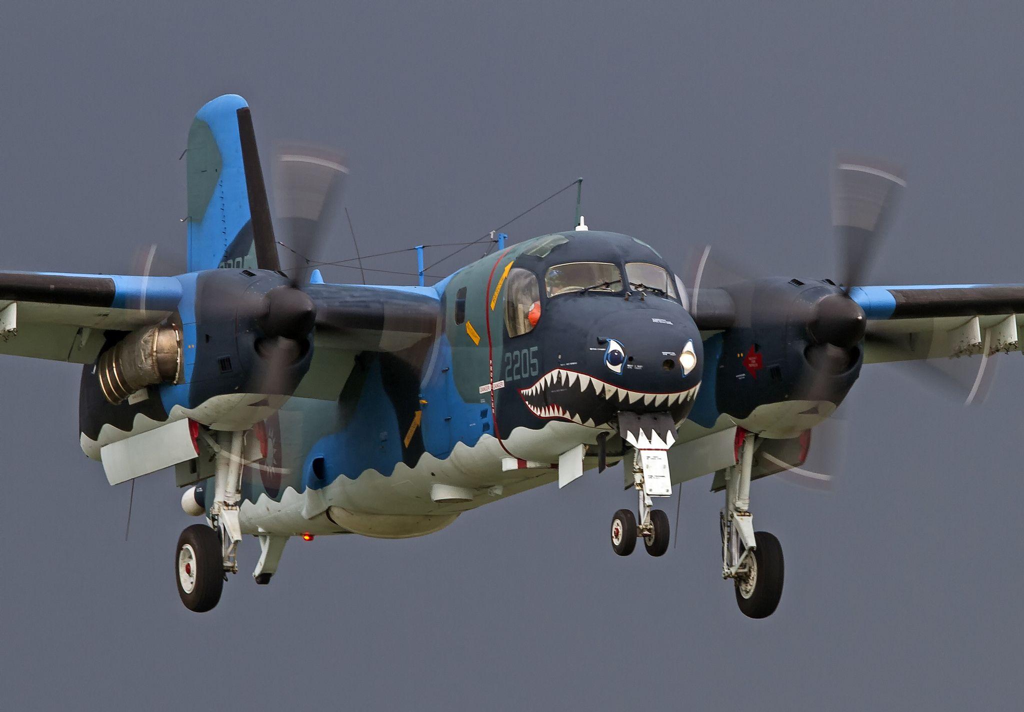 Grumman S 2t Tracker Military Aircraft Model Aircraft Aircraft