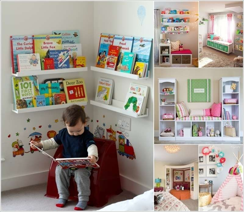 The Post 15 Creative Ways To Design A Reading Nook For Your Kids Appeared  First On. Cool RoomsSouth ...