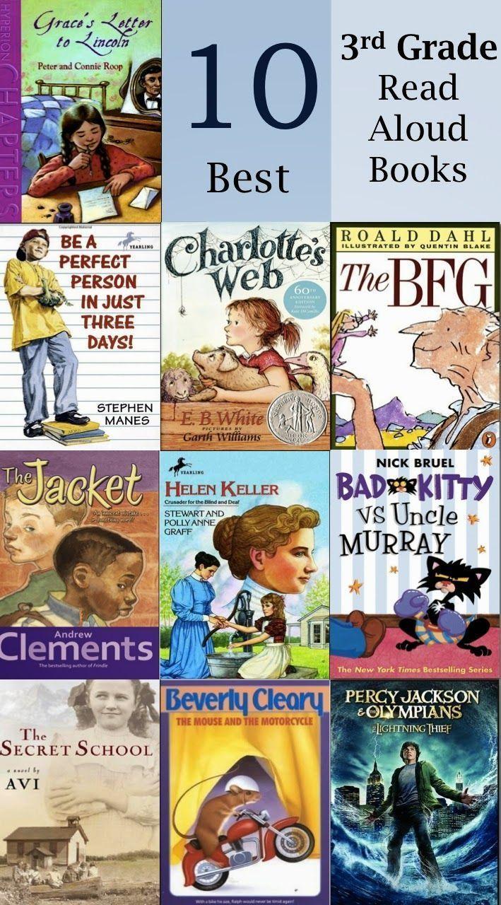 10 Best Read Alouds For 3rd Grade Mcdl Readalouds