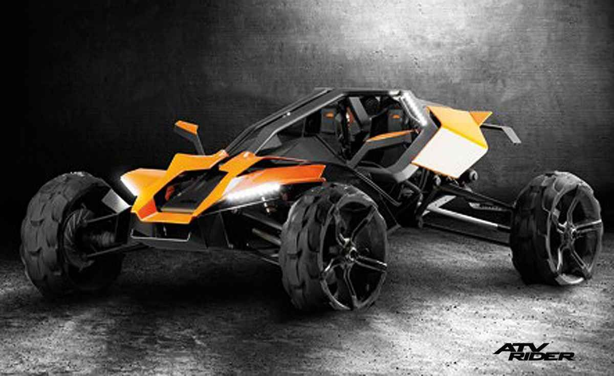Top 10 Future Atvs And Utvs Ktm Offroad Trucks Offroad Vehicles