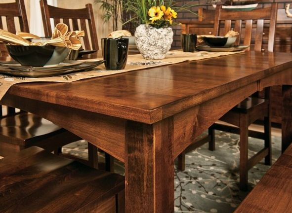 Astounding Heidi Amish Dining Set Amish Dining Room Sets Dining Home Interior And Landscaping Oversignezvosmurscom