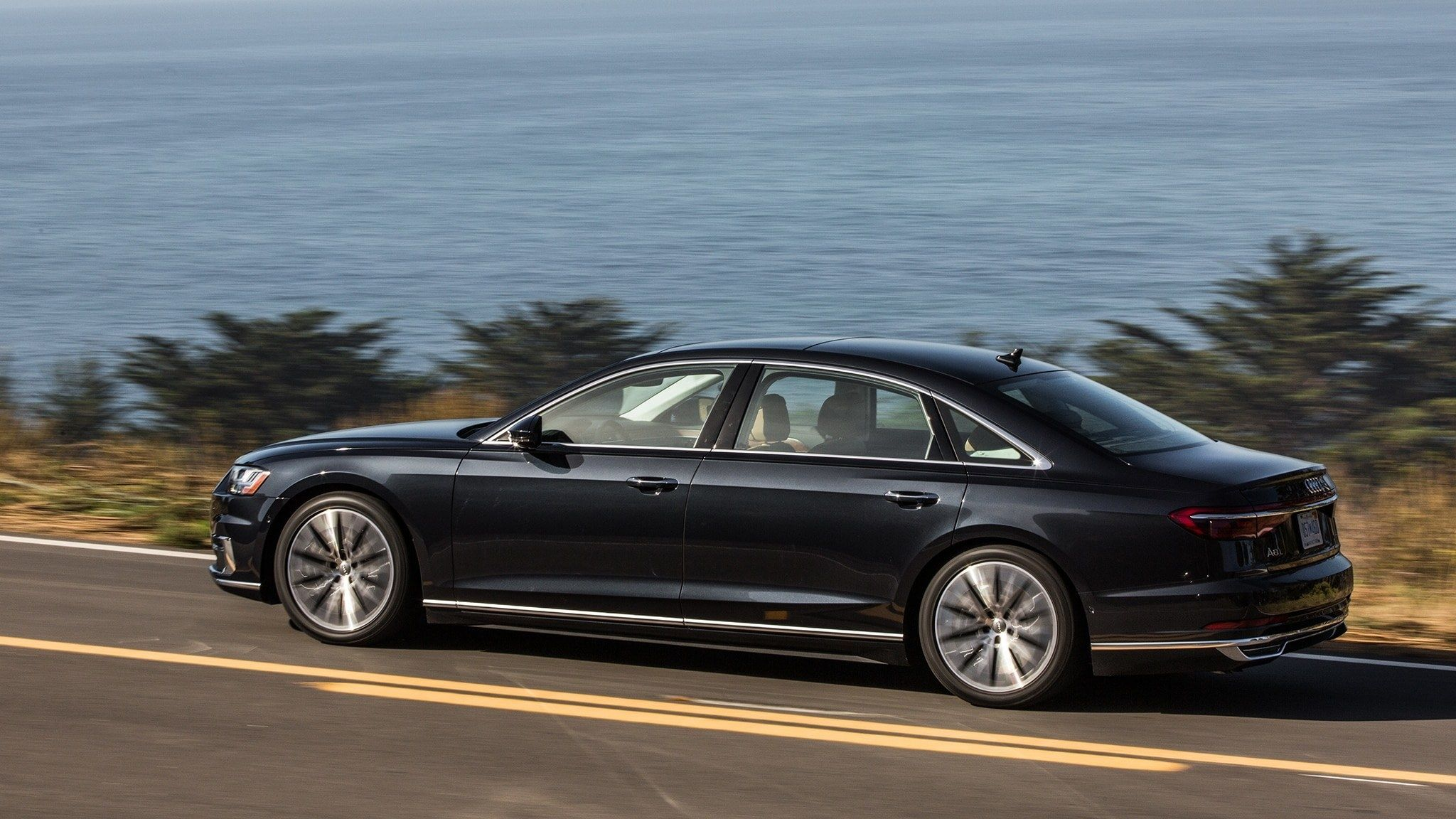 Best 2019 Audi A8 First Drive Review Automobile Magazine Release Date Audi A8 New Cars Audi