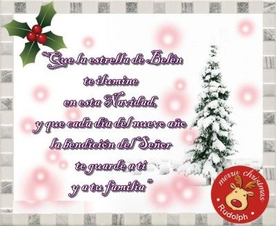 12 Ideas De Frases De Navidad Frases De Navidad Navidad Navidad Mensaje