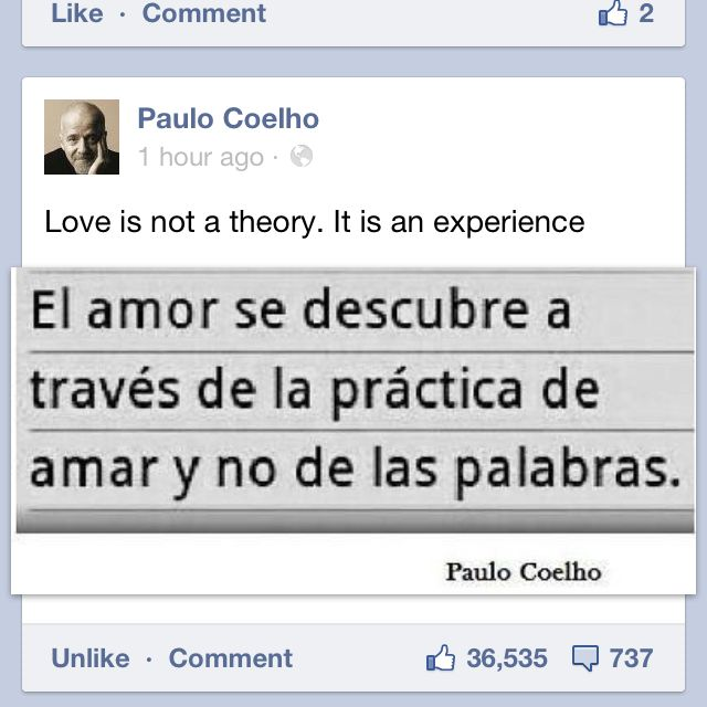 Love is .....