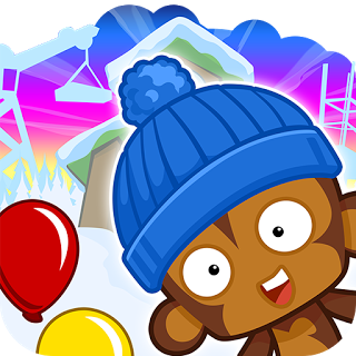Bloons Monkey City APK MOD bloonstones city cash and more