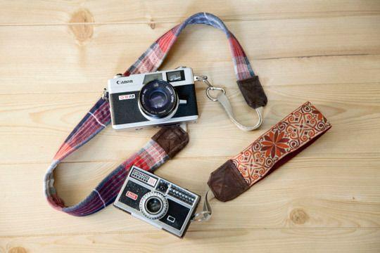 5 DIY Camera Strap Projects Anyone Can Do | Diy camera ...