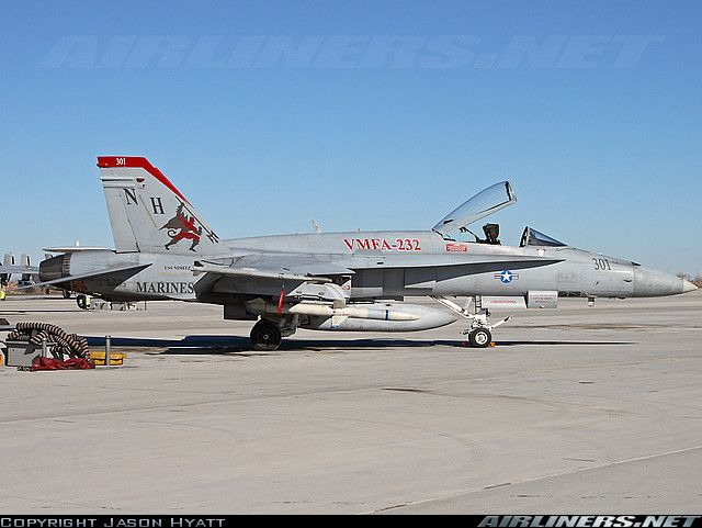 McDonnell Douglas F/A-18A Hornet aircraft picture
