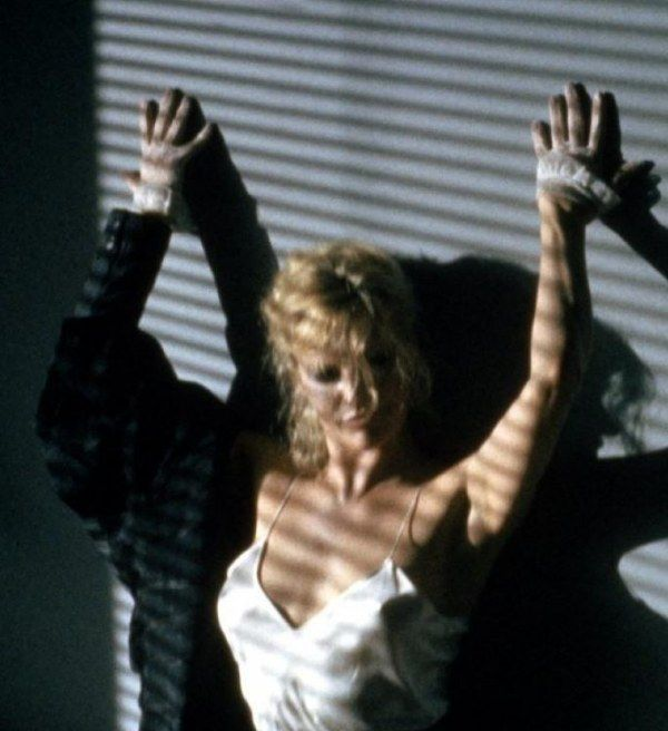 Mickey Rourke And Kim Basinger Nine And A Half Weeks -5983