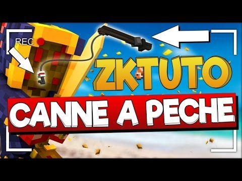 ZK TUTO #1 Comment PVP avec la canne a pêche ? | Canne a