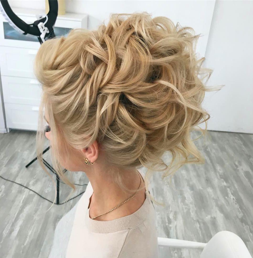 2020 的 55 Captivating Wedding Hairstyles For Medium Length ...