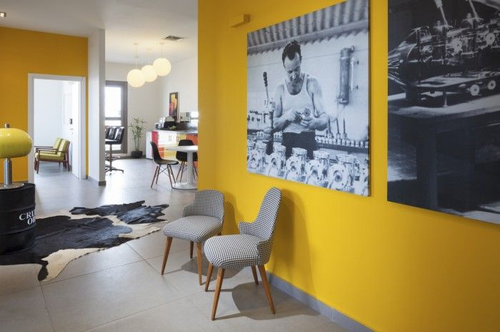 Office Tour: New High Tech Office in Tel Aviv | Corporate offices ...