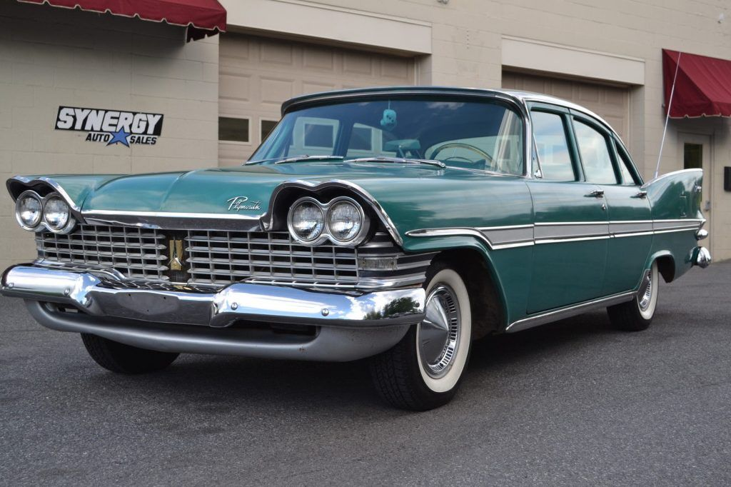 1959 Plymouth Fury | American cars for sale | Pinterest | Plymouth ...