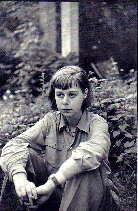 Carson McCullers-My favorite author