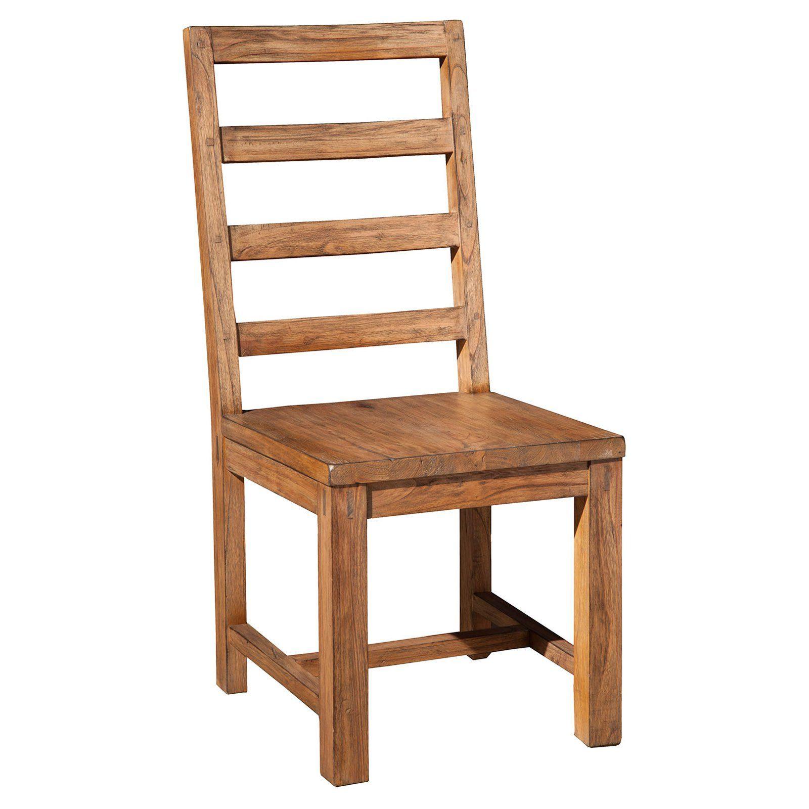 Alpine Furniture Shasta Dining Side Chair Set of 2