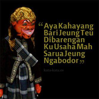 Kata Mutiara Bahasa Sunda Dan Artinya Bahasa Kata Kata Mutiara