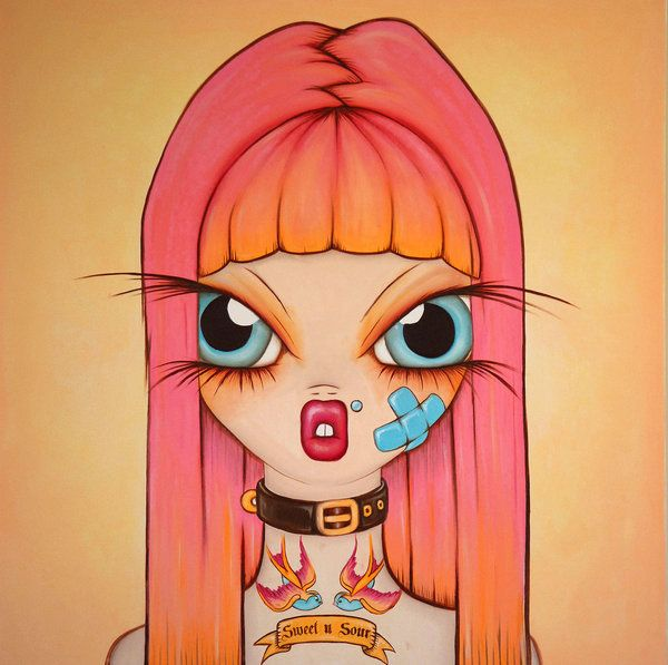 Sweet N Sour : 3 by ~Anarkitty1 on deviantART