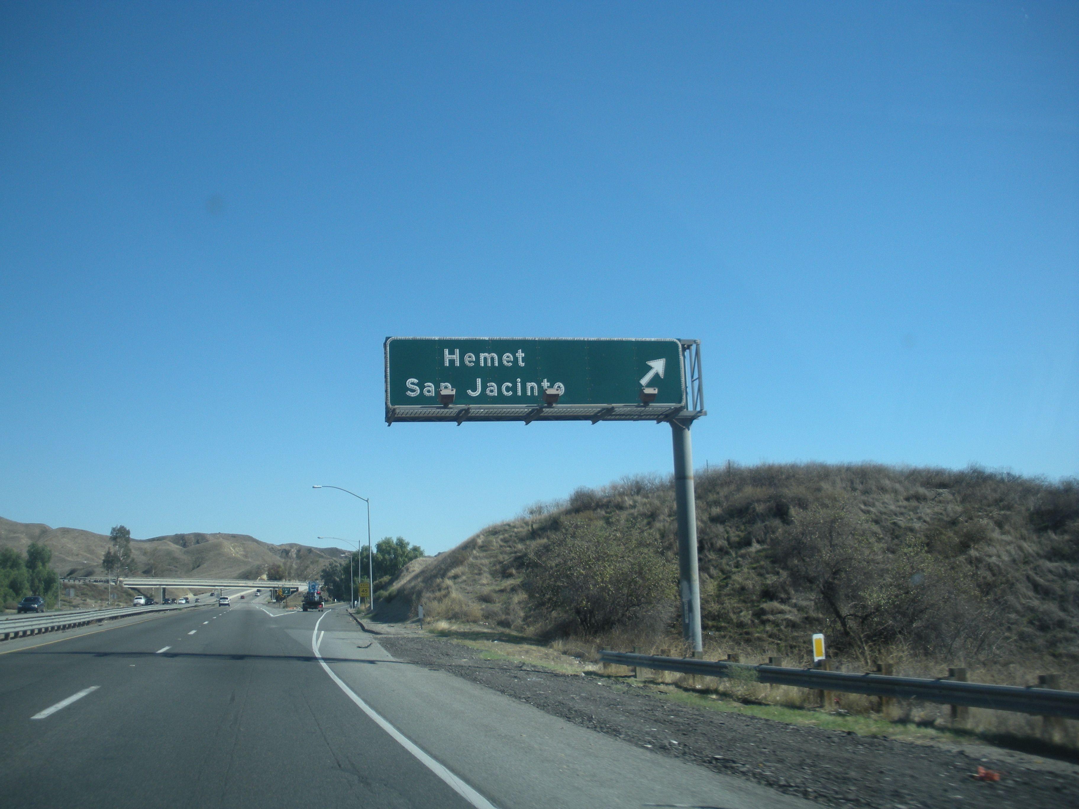 Ups hemet california