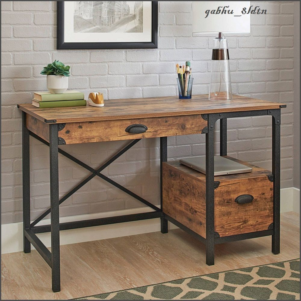 Weathered Pine Finish Better Homes and Gardens Rustic Country File Cabinet