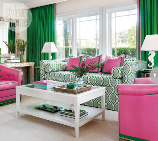 Home tour- A bright and preppy Miami guest house! images