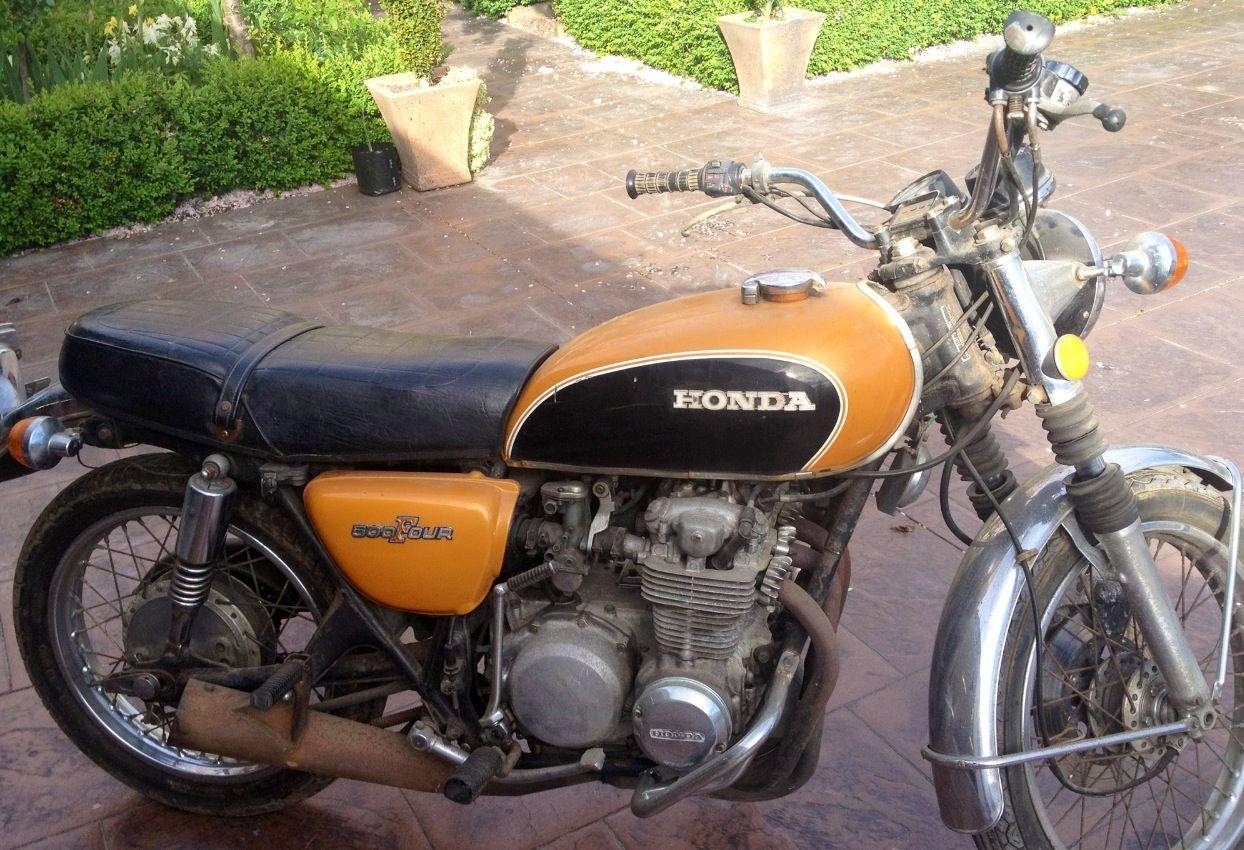 honda cb500 four 1972 hot wheels cars motorcycles. Black Bedroom Furniture Sets. Home Design Ideas
