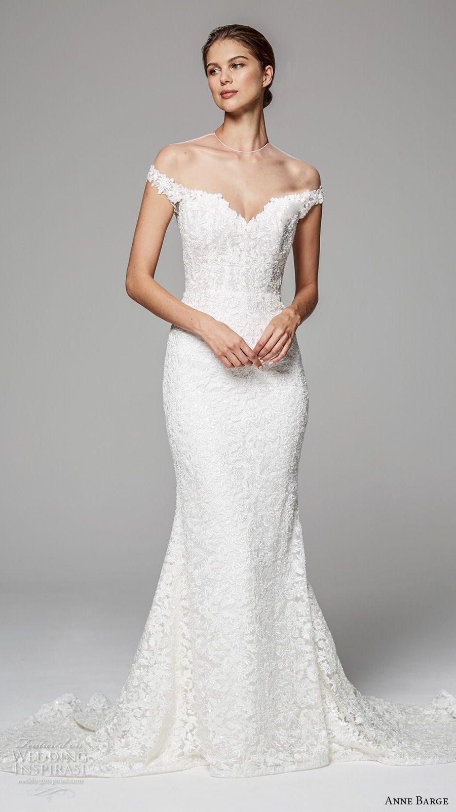 Anne barge fall wedding dresses in one day iull say yes