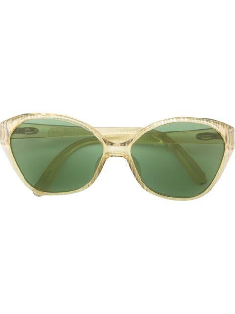 27788d2cfa7 Christian Dior Vintage Cat-Eye-Sonnenbrille