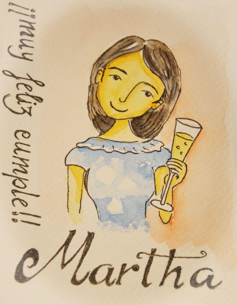 Martha W Card