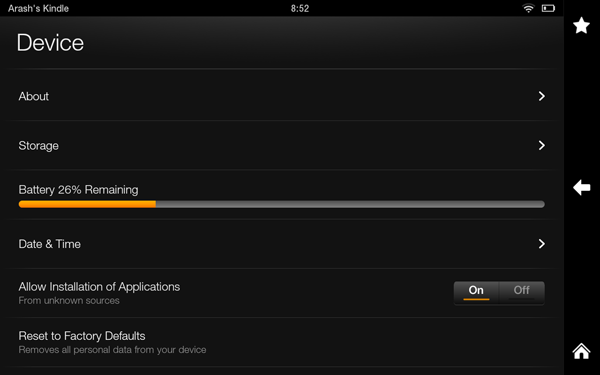 how to install any app on the kindle fire without rooting