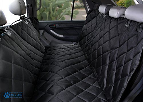 Max And Neo Dog Car Seat Cover Waterproof Durable We Donate A To Rescue For Every Sold Black Large 54x60 You Can Find More D