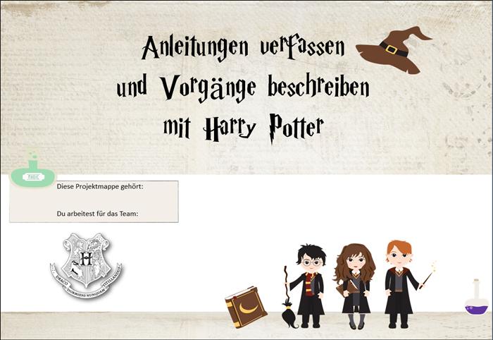 Berühmt Harry Potter Arbeitsblatt Ideen - Super Lehrer ...