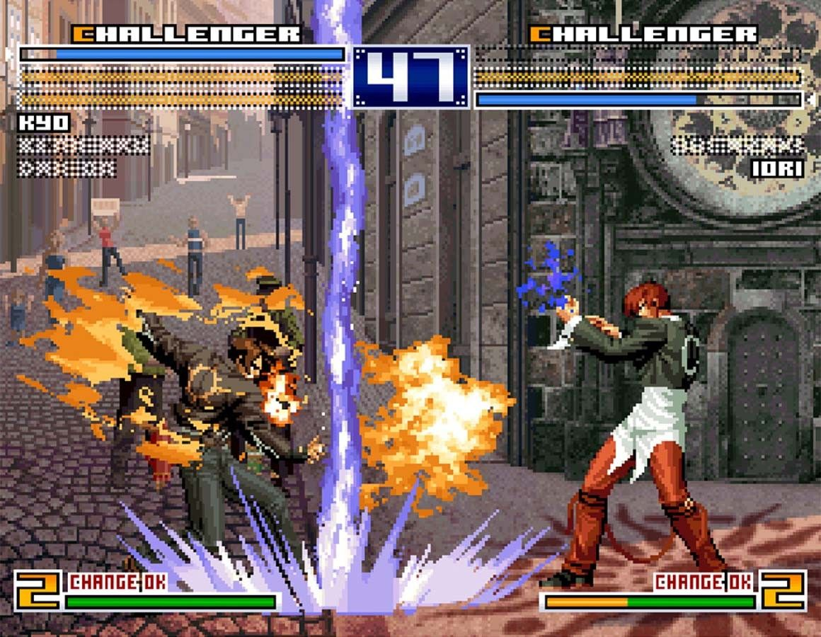 Hamster Will Release Aca Neogeo The King Of Fighters 2003 For