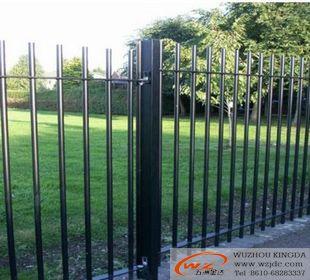 Steel Vertical Bar Railings Fence Decor Outdoor Structures Outdoor