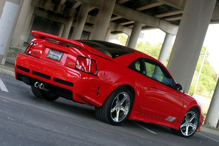 Pin By Curtis Miller On Saleen Mustangs Saleen Mustang 2004