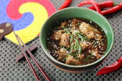 Korean Beef Stew - Ang Sarap