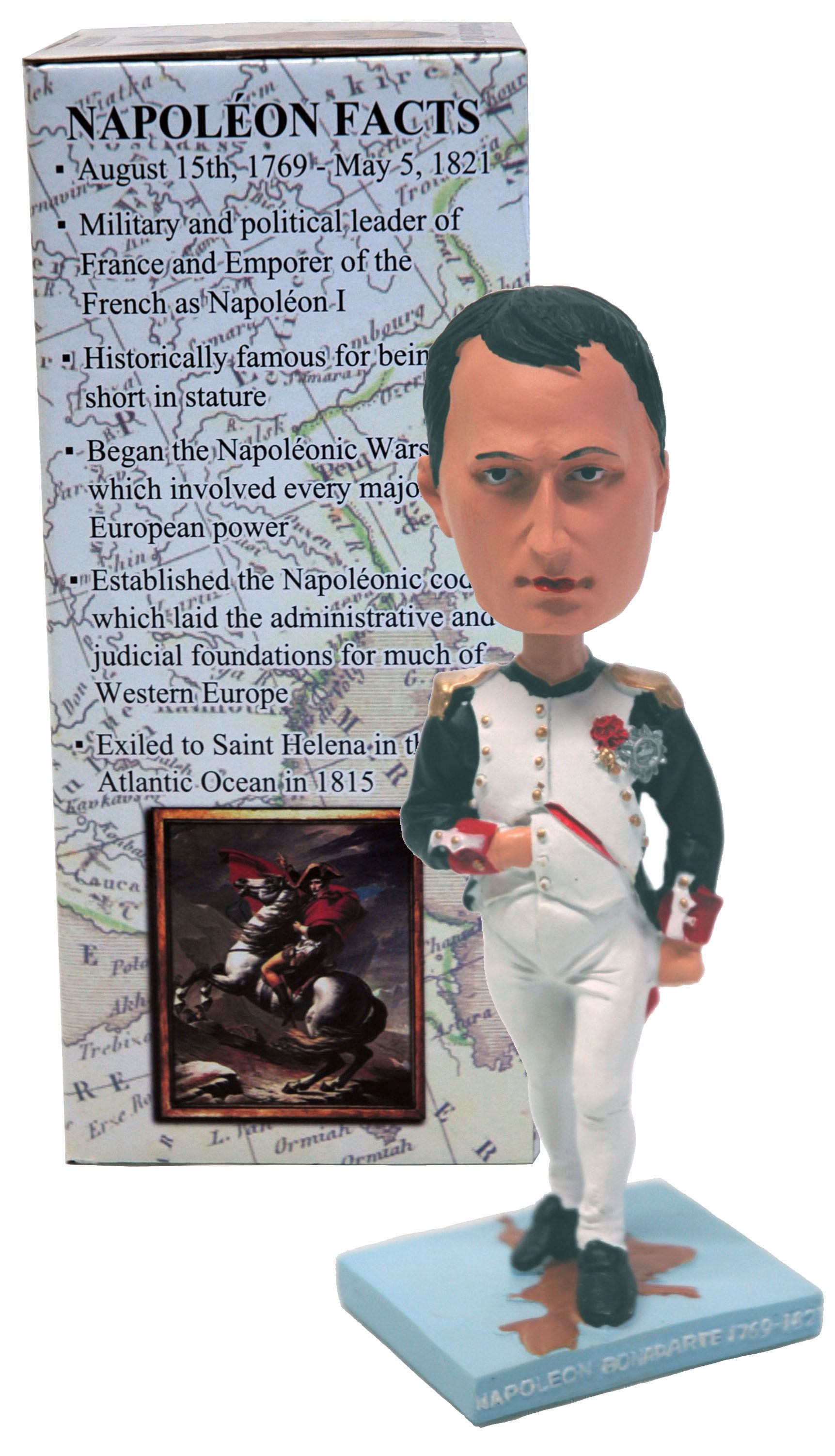 Napoleon Bonaparte Ebobblehead