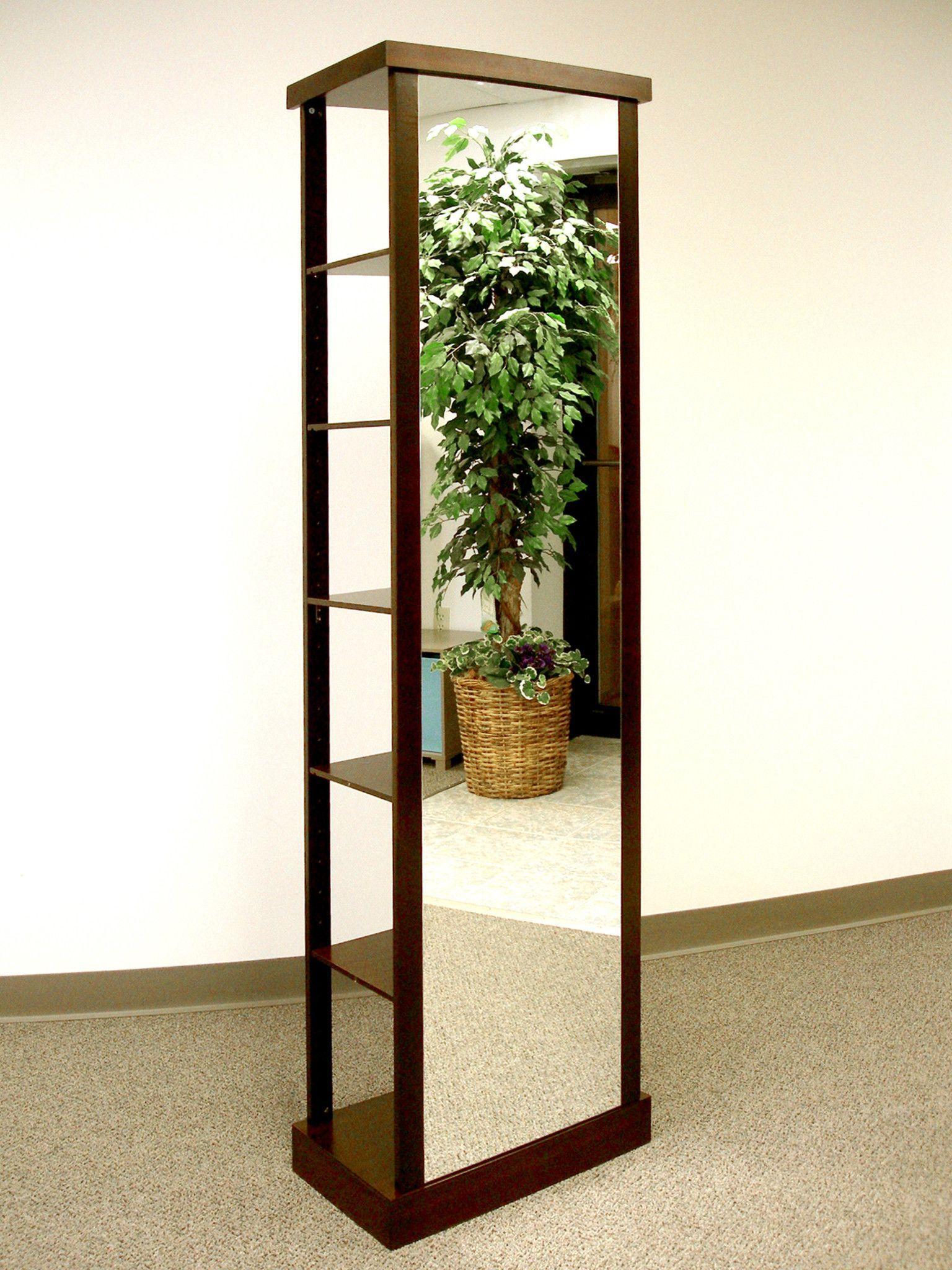 Floor mirror Standing mirror, Full length mirror with