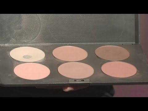 How To Apply Highlighting Makeup