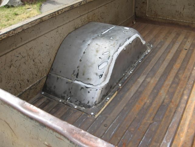 Widened Tubs For Fleetside Looks Much Better Than Giant Round