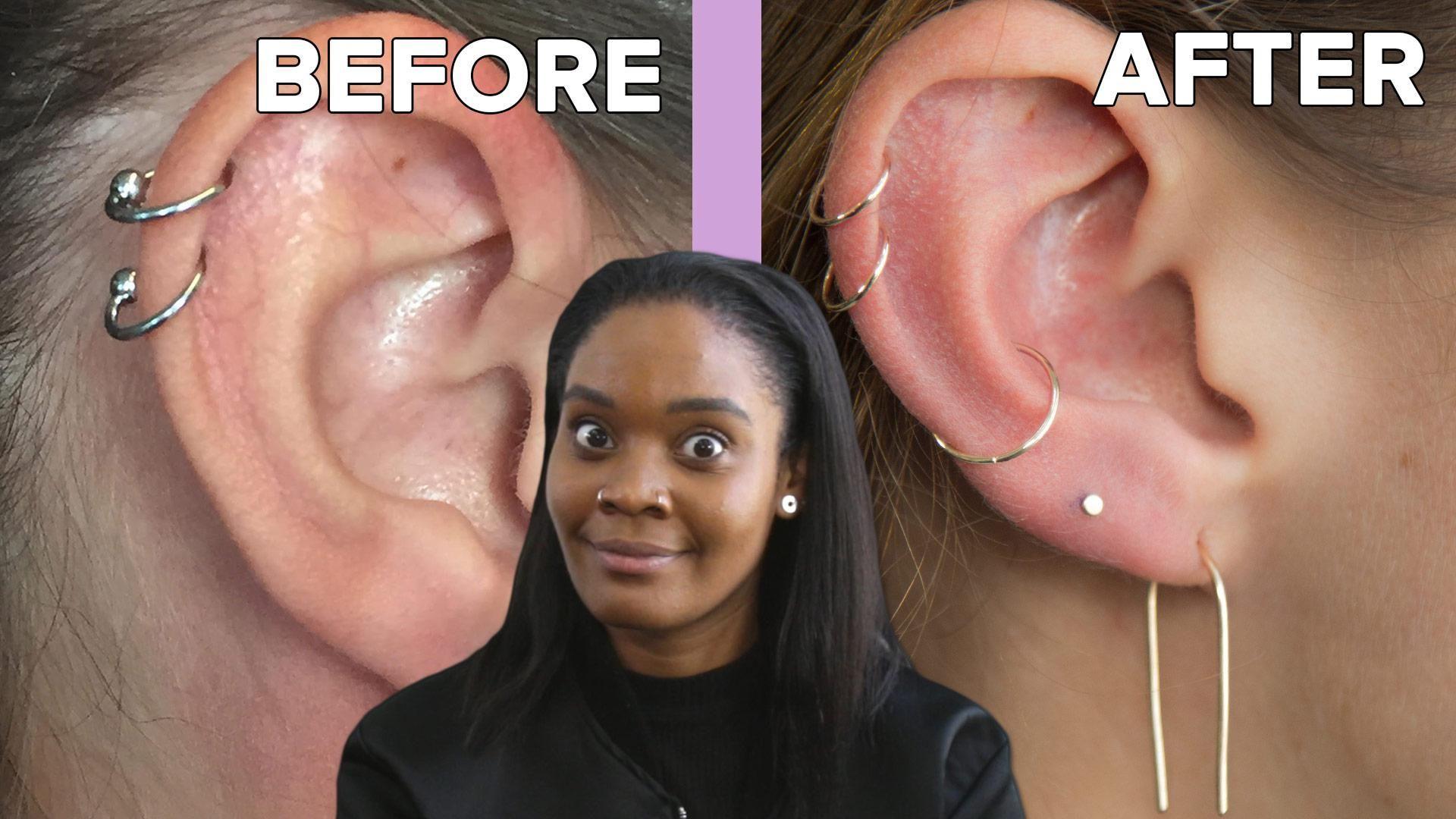 We Got Curated Ear Piercings