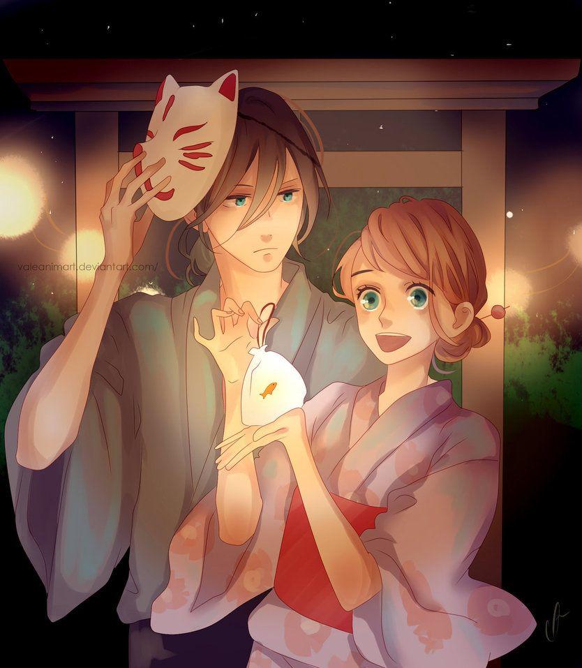 Tsubaki love... by valeanimart on DeviantArt