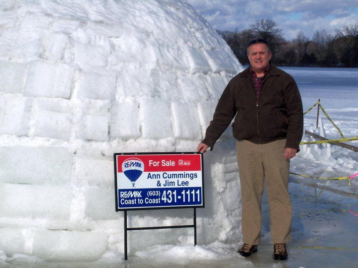 real igloo homes - Google Search | General Dwellings | New hampshire