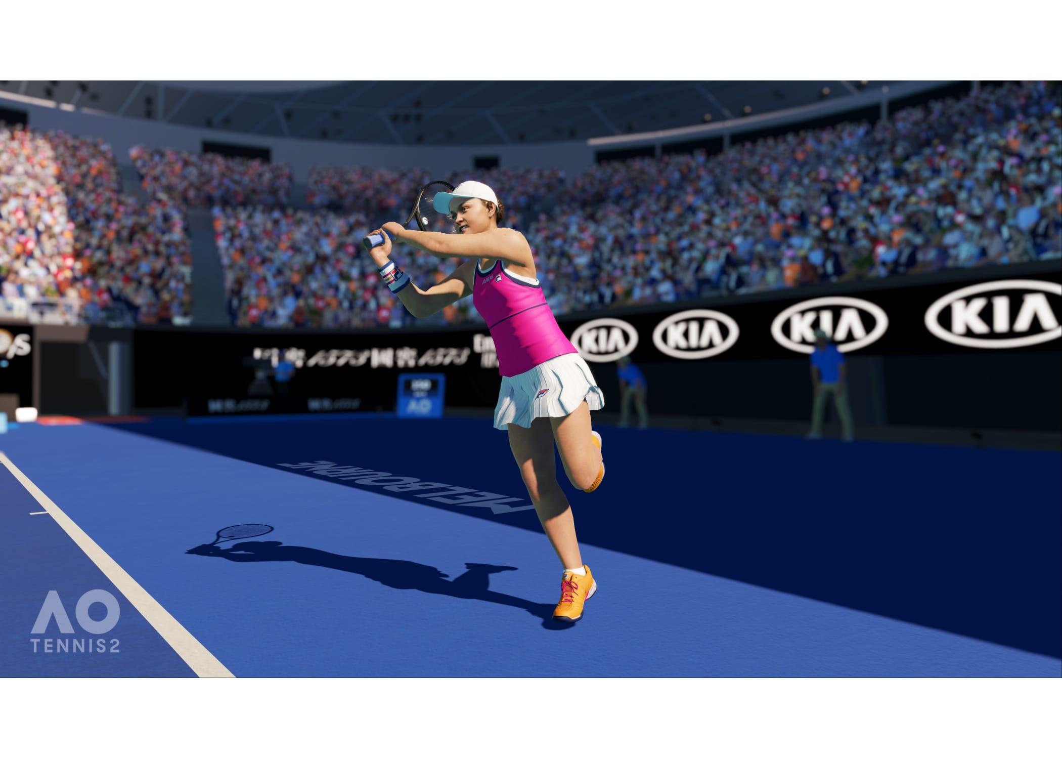 Ao Tennis 2 In 2020 Xbox One Games 2 In Social Media Logos