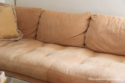 Nubuck Leather Househoneys Com Cleaning Leather Couch Clean Couch Nubuck Leather